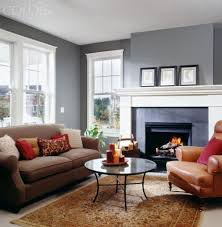 gray wall brown furniture. Wall Color Grey Living Room, Brown Couch -what Do You Think? Gray Furniture W