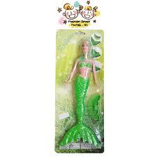 Búp Bê Barbie Nàng Tiên Cá Xinh Đẹp giảm tiếp 143,500đ