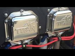 Titan 180 HP Aircraft Engine from Continental Motors - YouTube