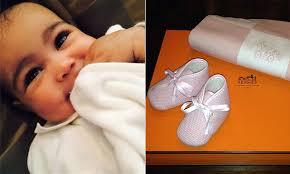 kim kardashian thanks designer friends for nori s expensive gifts