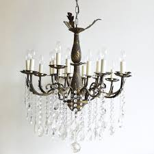 outdoor cool old brass chandelier 21 large vintage french 16 light 1 amazing old brass chandelier