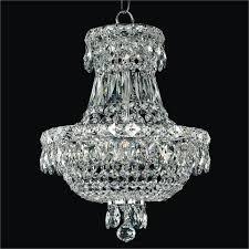 mini crystal empire basket chandelier windsor royale 551ad11sp 3c