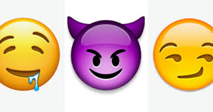 which emoji face is the best for ting