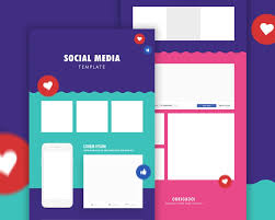 Free Social Media Post Template Psd Download Download Psd