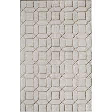 rugs america soho crisp tan indoor area rug common 8 x 10 actual