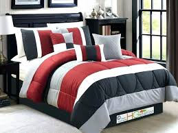 grey comforter sets king size twin xl yellow and canada realistic black red home improvement winsome