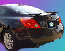 nissan altima coupe 2013. spoiler for a nissan altima 2door coupe 20082013 custom style nissan altima coupe 2013