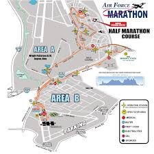 Air Force Marathon Elevation Chart Best Half Marathons In Ohio Runners Review Ohios Top Races