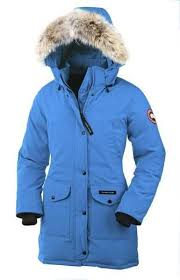 Canada Goose Trillium Parka Blue Topaz For Women