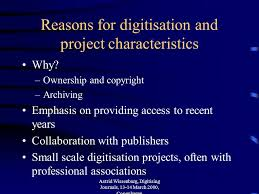 Digitising Journals, March 2000, Copenhagen Astrid Wissenburg Information  Services and Systems King's College London - ppt download