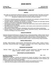 Click Here to Download this Program Analyst Resume Template! http://www.