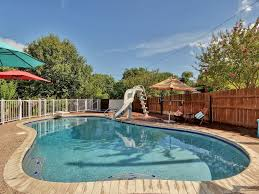 North Austin Backyard Oasis With Pool Hot  VRBO - Outdoor kitchen austin