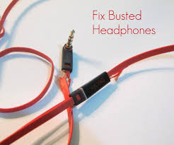 how to repair busted headphones 8 steps pictures