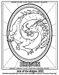 Small Picture Chinese New Year Year of the Dragon Coloring Page crayolacom