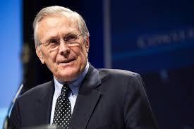 Donald Rumsfeld ist AHV-Rentner