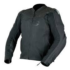 800points armr moto raiden leather jacket black