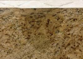 oil stain in granite countertops santa cecilia