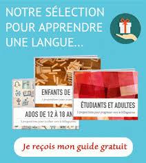 site de correspondance linguistique