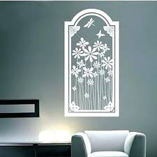 Decor Designs Decals Stunning A Glimpse Of Nature Vinyl Wall Decal Sticker Decor Designs Decals