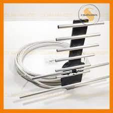 Ang ten TV DVB T2 Ăng ten tivi kỹ thuật số Anten tivi truyền hình mặt đất  kèm dây 15m VNN - Phụ kiện Tivi Nhãn hàng No brand