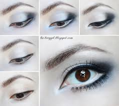 big anime eyes tutorial big eyes makeup zwinnieyap you