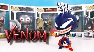 НОВЫЕ <b>ФИГУРКИ Funko POP MARVEL</b> – VENOM! Капитан ...