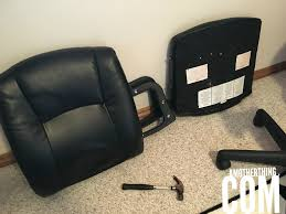 reupholster office chairs. My $20 Office Chair Makeover | A Mother Thing Reupholster Chairs F