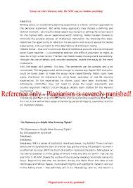 referencing example in essays co referencing example in essays