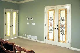 Glass Bedroom Door Glass French Doors Bedroom Doors With Frosted