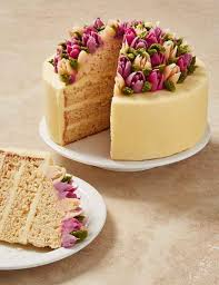 Cakes For All Occasions Fruit Sponge Cakes Ms