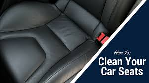 how to clean your car seats by toy storage
