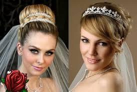 Svatební účesy S čelenkou A Závojem Módní Elegantní A Romantické
