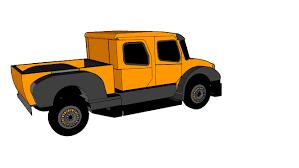 FREIGHTLINER PICKUP TRUCK BY DOITALL | 3D Warehouse