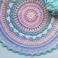 Free Mandala Crochet Patterns