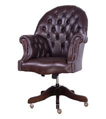 Presidential office chair Traditional Office Chair Manufacturers Chesterfield Workshop Office Chair Manufacturers The President Study Chair By The
