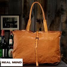 b4 leather tote bag vintage bag bag bag made