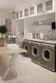 popular items laundry room decor. Laundry Room Ideas For Design And Decoration.I Like The Apothecary Jars Filled With Clothes Pins Items Counter Over Washer Popular Decor