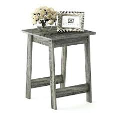 Short end table Japanese Beginning French Oak Grey End Table Short Accent Narrow Cantoni Short Sweet Accent Table Wood Tiendadecafe