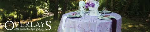 Burlap Round Table Overlays Table Overlays Organza And Satin Table Overlay For Weddings Or