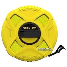 Рулетка измерительная Stanley Fiberglass 20 м х 12.7 ... - ROZETKA