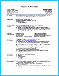No Experience Student Resumes 10 Internship Resume With No Experience Proposal Sample