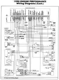 complete 1990 van g series wire diagram
