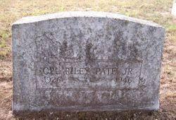 Cpl. Riley Pate, Jr. (1926-1946) - Find A Grave Memorial