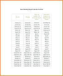 Payroll Calendar Template Gorgeous Free Payroll Calendar Template 48 Payroll Calendar Template