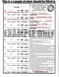 consignment form for cars consignment quimbys