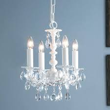 remarkable floor hanging in the powder room dainty metal and crystal mini chandelier 4 light picture design