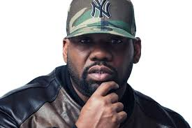 Raekwon: Watch him record his new EP The Appetition