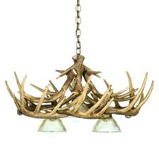 whitetail deer antler chandelier with 3 for australia