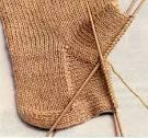 Вязание носок своими руками