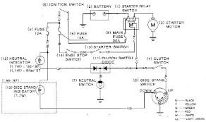 cbr900rr electric starter circuit diagram honda cbr900rr electric starter circuit diagram